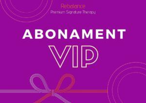 ABONAMENT- VIP