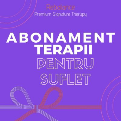 ABONAMENT- PENTRU SUFLET - ReBalance Soul