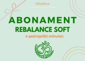 ABONAMENT ReBalance Soft (4 ședințe x 50 min)
